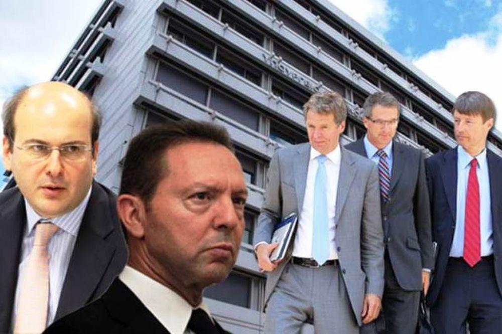 Στο ΥΠΟΙΚ σήμερα η τρόικα – Κλειδώνει η εκταμίευση τους 1 δισ. ευρώ