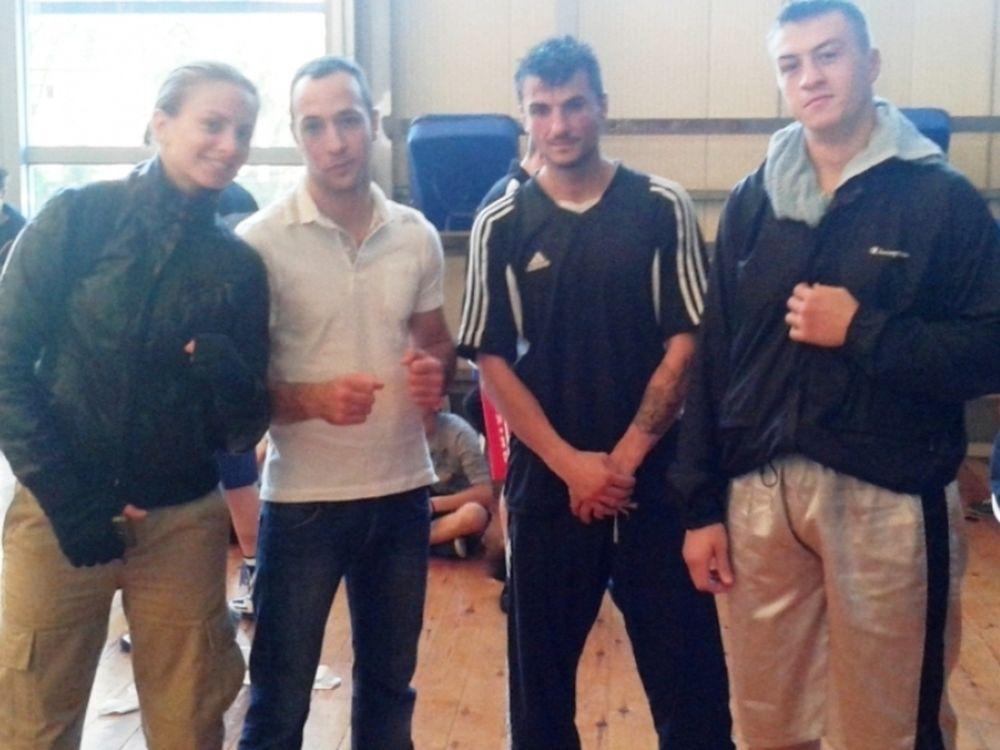 Πυγμαχία: Στην Καβάλα για μετάλλια