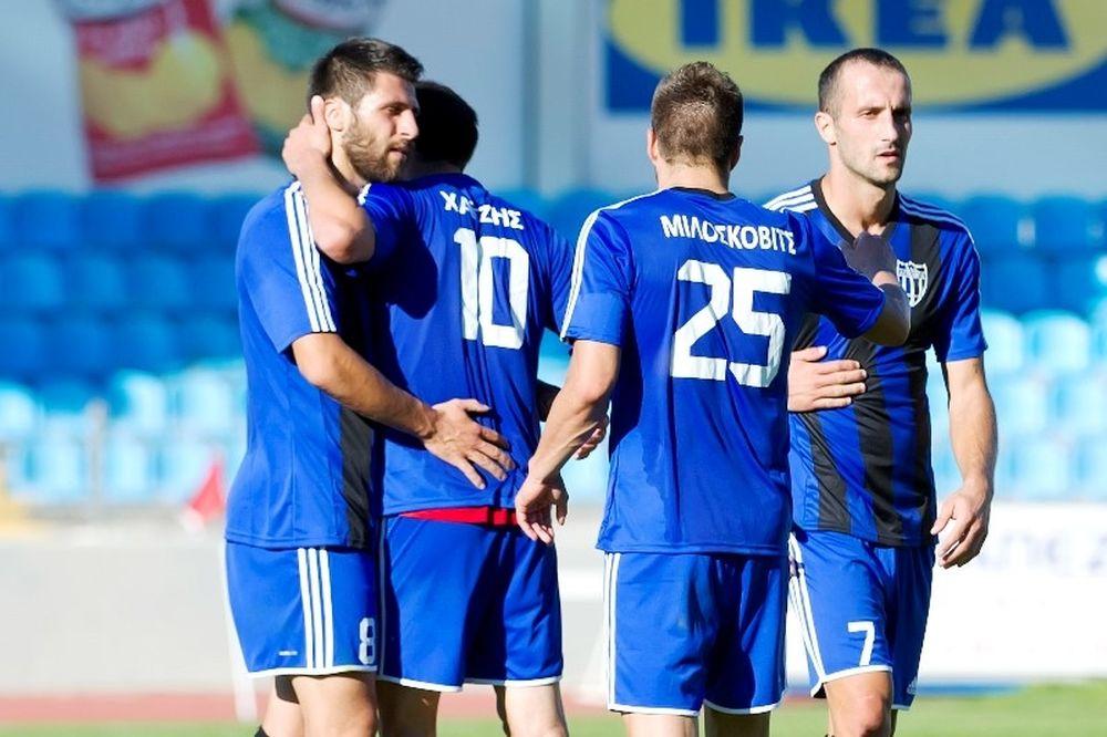 Football League: Πρώτο... πιάτο στο Αιγίνιο