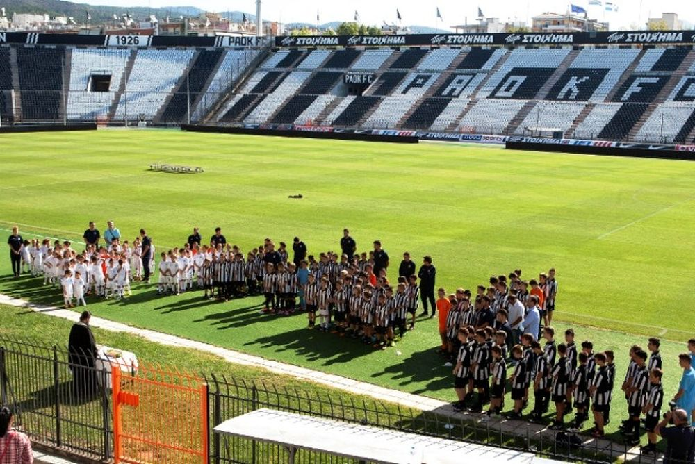 ΠΑΟΚ: Οργώνουν την Ευρώπη οι ομάδες Νέων