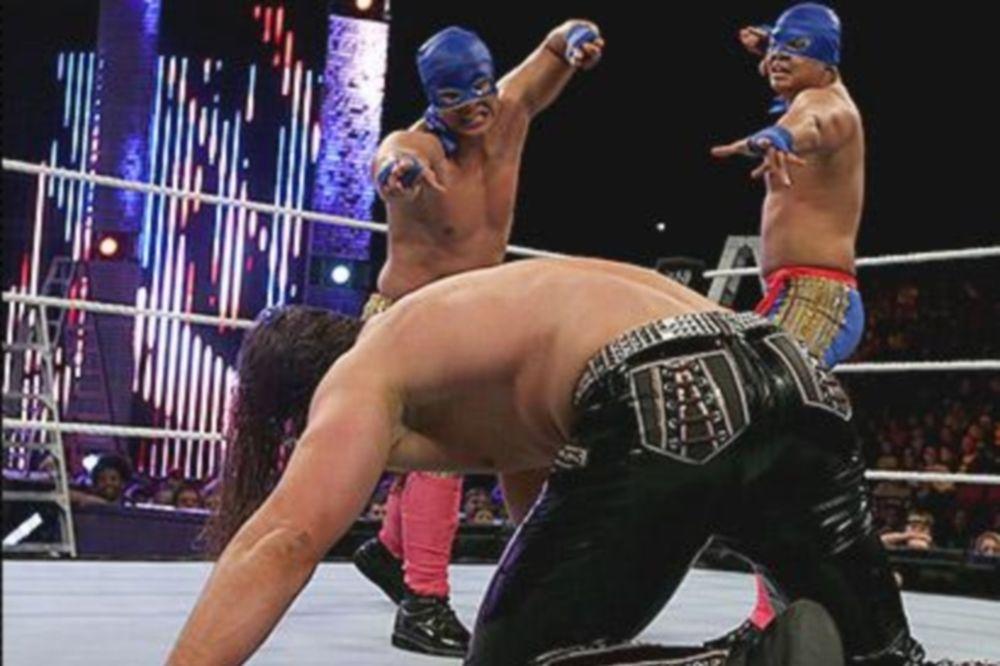 Superstars: Πάρτι των Los Matadores (videos)