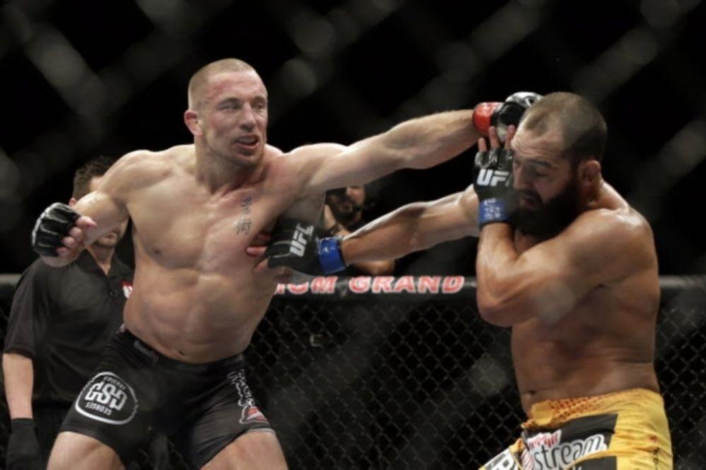 UFC: Αποσύρεται προσωρινά ο St. Pierre