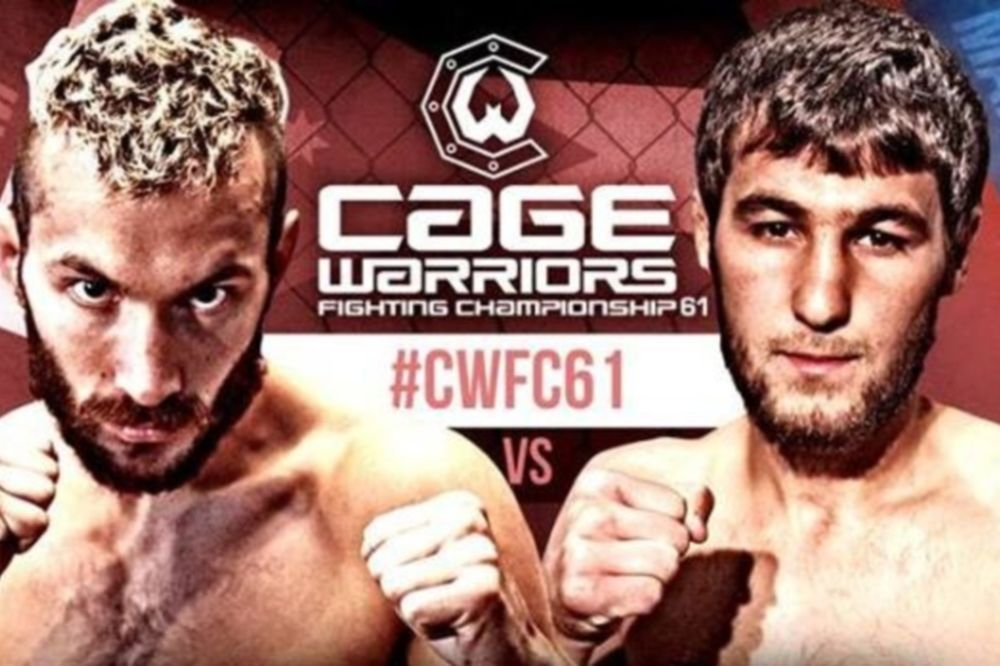 Cage Warriors 61: Άρπαξε την ευκαιρία ο Brum (video)