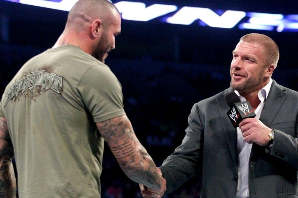 SmackDown: Απολογήθηκε ο Orton (photos+videos)