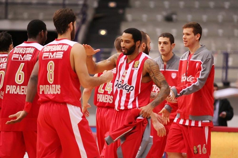 Basket League ΟΠΑΠ: Για το 22-0 ο Ολυμπιακός, για την… ισοφάριση ο ΠΑΟΚ