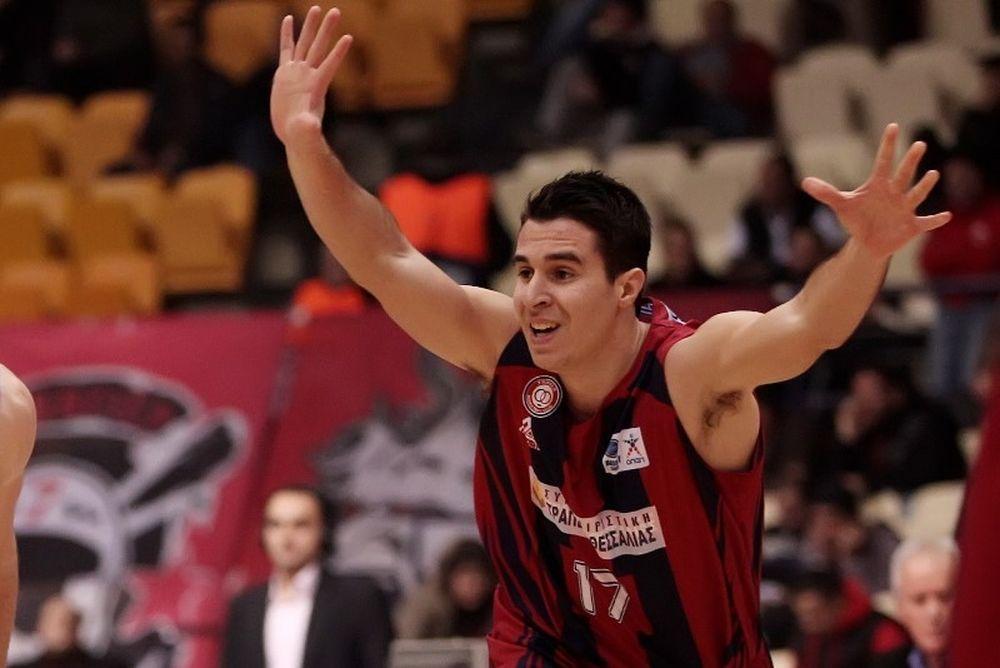 Νικολόπουλος: «Δεν τα καταφέραμε»