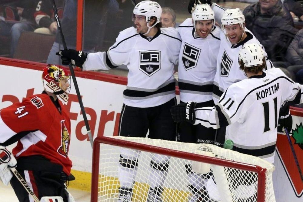 NHL: Σερί έξι νικών για Κινγκς (videos)