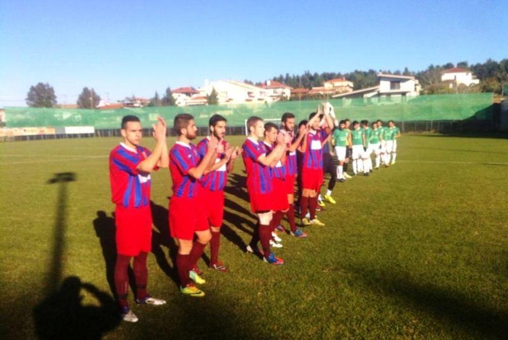Κύπελλο Γ' Εθνικής – 1ος όμιλος: Ρεβάνς στο Λάκωμμα
