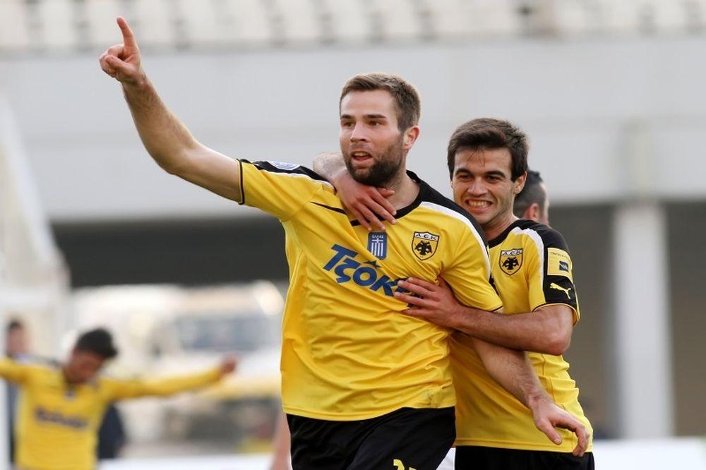«Χρυσός» Μπρέσεβιτς για την ΑΕΚ! (photos)