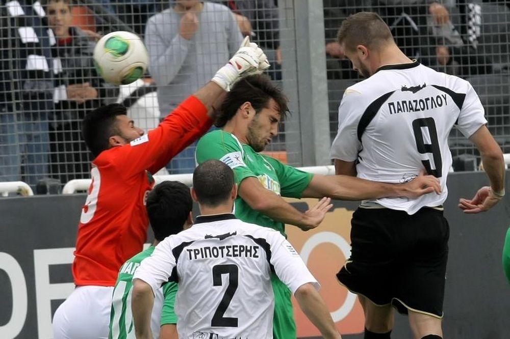 ΟΦΗ - Λεβαδειακός 1-0: Το γκολ του αγώνα (video)