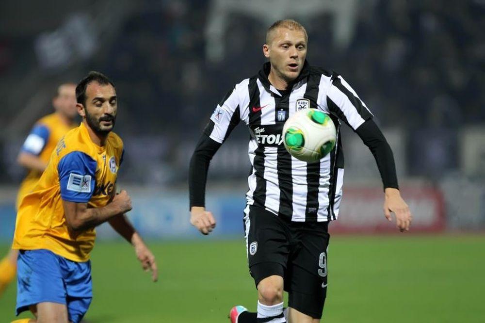 ΑΕΛ Καλλονής-ΠΑΟΚ 2-5: Τα γκολ του αγώνα (video)