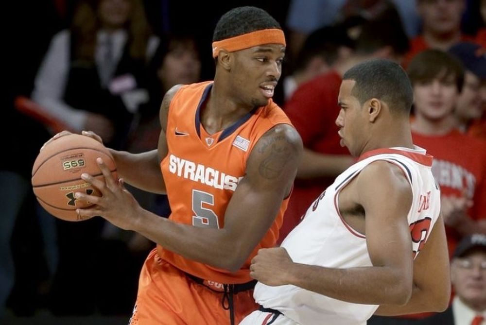 NCAA: Πέρασε και από το «Madison» το Σίρακιουζ (videos)
