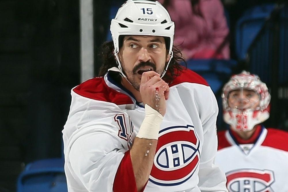 NHL: Νέα διάσειση για Πάρρο