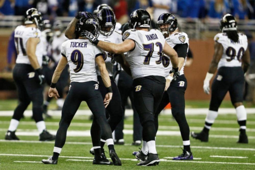 NFL: «Έγραψε» έξι φορές ο Tucker για Ρέιβενς (videos)