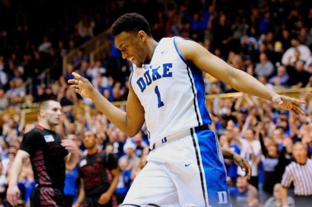 NCAA: Παράσταση του Πάρκερ (video)
