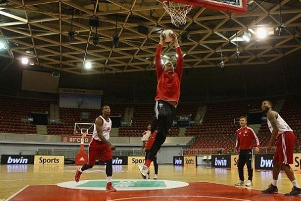Μπάγερν Μονάχου: Τους... έβαλε μπάσκετ ο Γκουαρντιόλα! (photos+video)