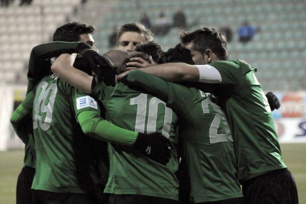 Πανθρακικός - ΑΕΛ Καλλονής 2-0: Τα γκολ και οι καλύτερες φάσεις (video)
