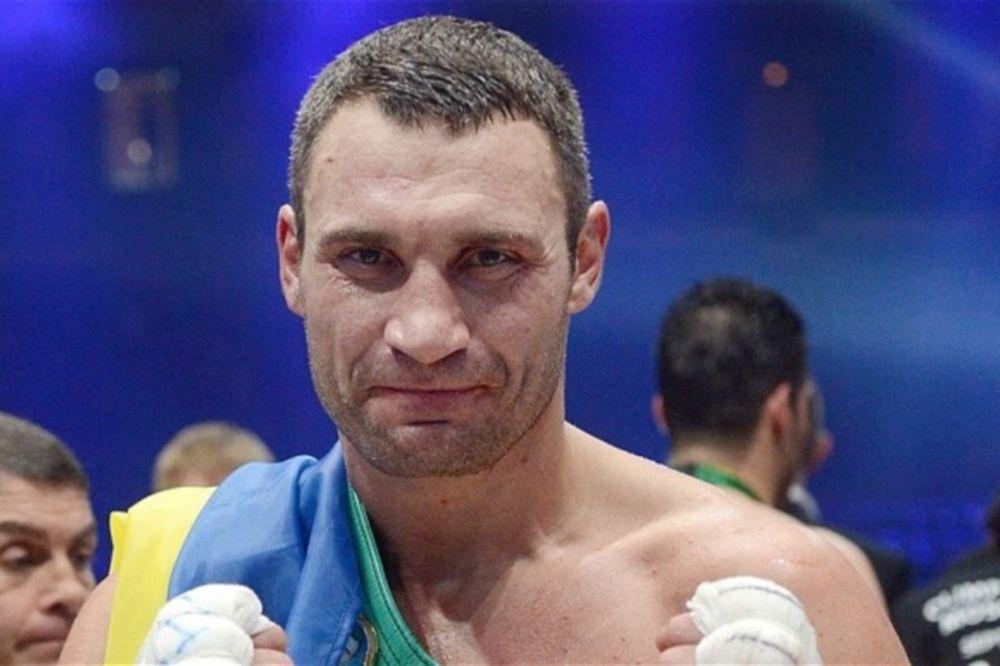 Μποξ: Άφησε το WBC Heavyweight Championship o Klitschko