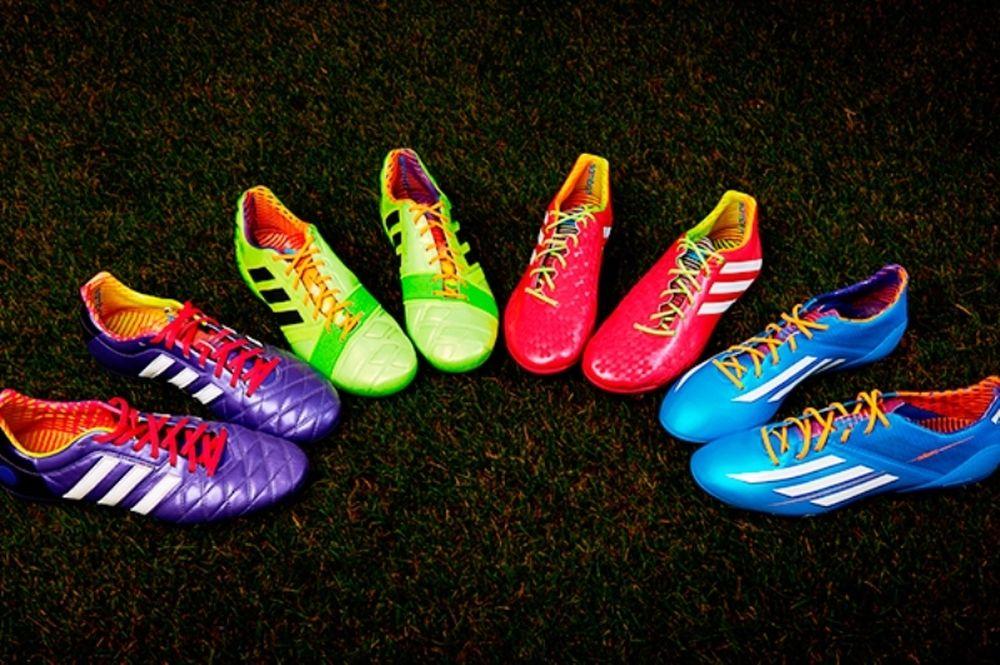 Η adidas προετοιμάζεται για το Παγκόσμιο Κύπελλο Ποδοσφαίρου με την πολύχρωμη Συλλογή Samba