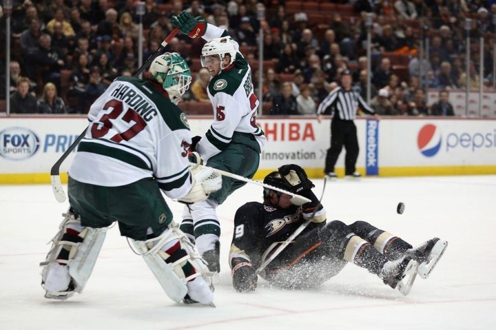 NHL: Στα πιτς ο Harding