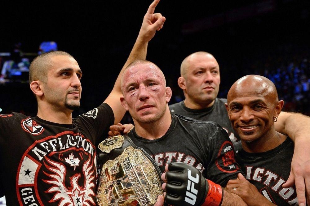 UFC: Διασκεδάζει την απόσυρσή του ο St. Pierre (video)