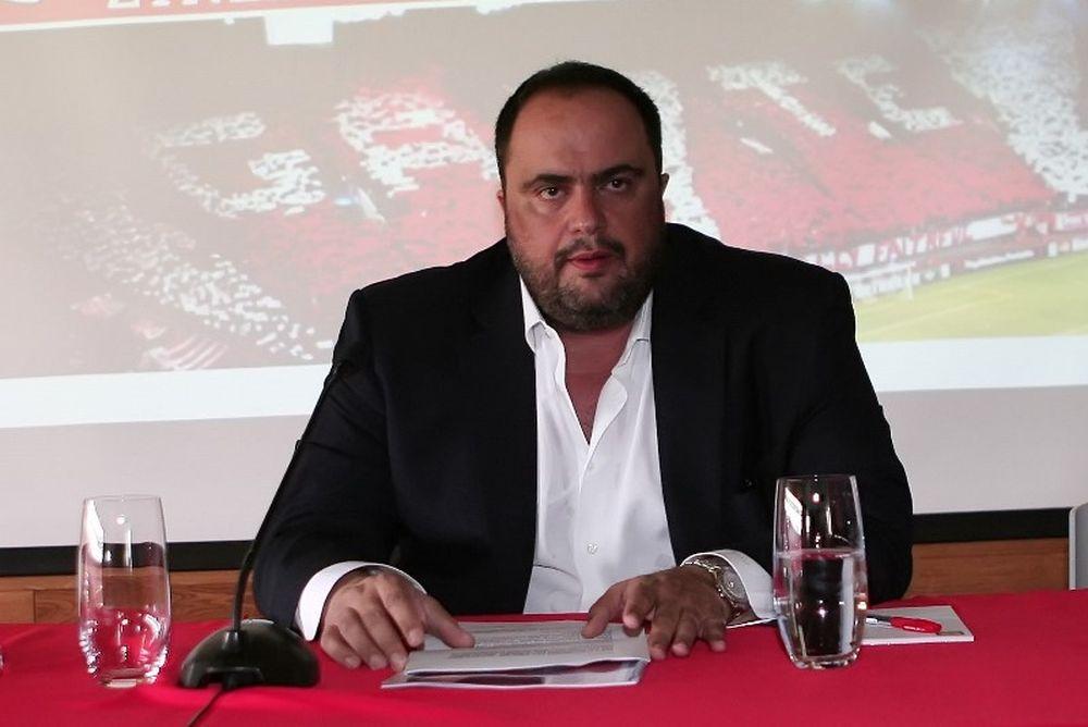 Μαρινάκης: «Όποιον θέλουμε τον κρατάμε»