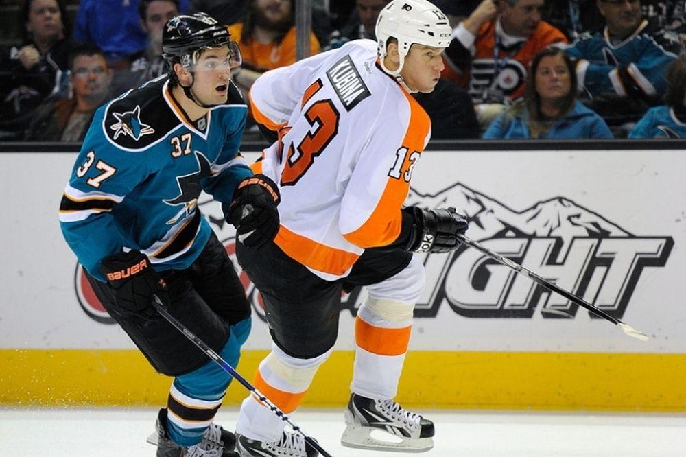NHL: Σταμάτησε ο Kubina