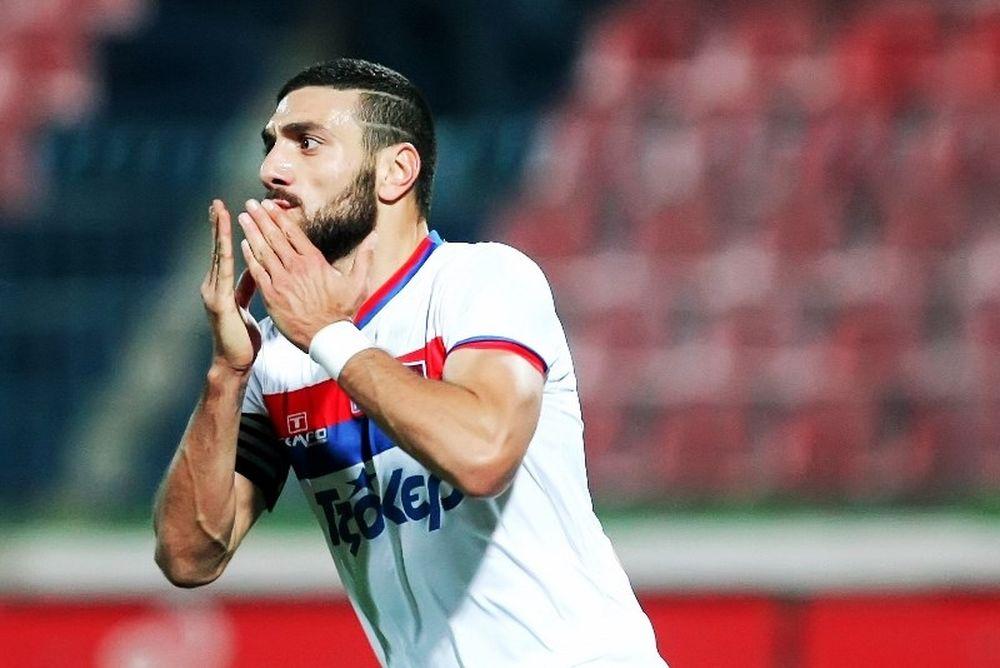 Super League: Αραβίδης και Καμαρά τα βραβεία της 16ης αγωνιστικής