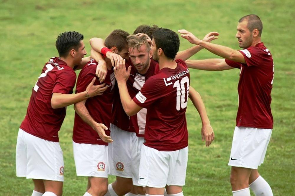 Καστοριά – ΑΕΛ 0-2