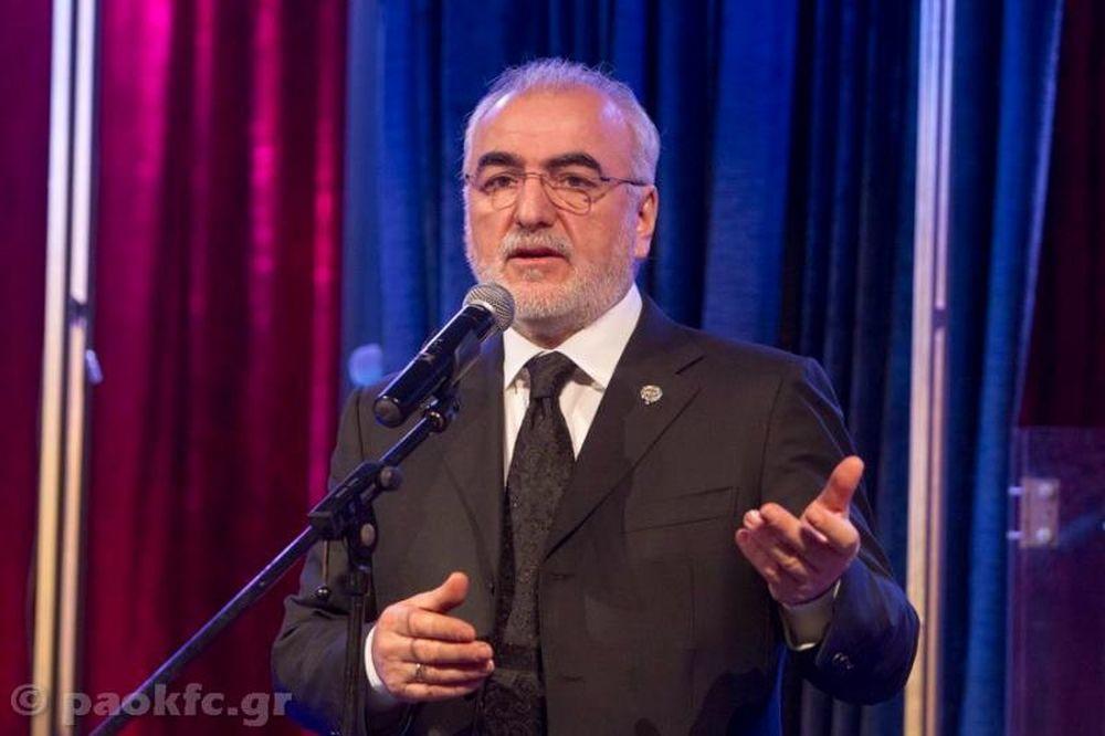 Σαββίδης: «Θέλω να ανέβω στον Πύργο τον Λευκό» (photos)