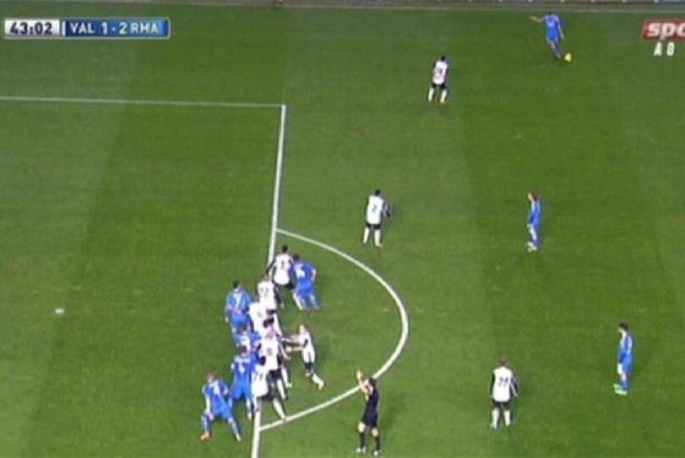 Ρεάλ Μαδρίτης: Ήταν offside ο Ρονάλντο; (video)