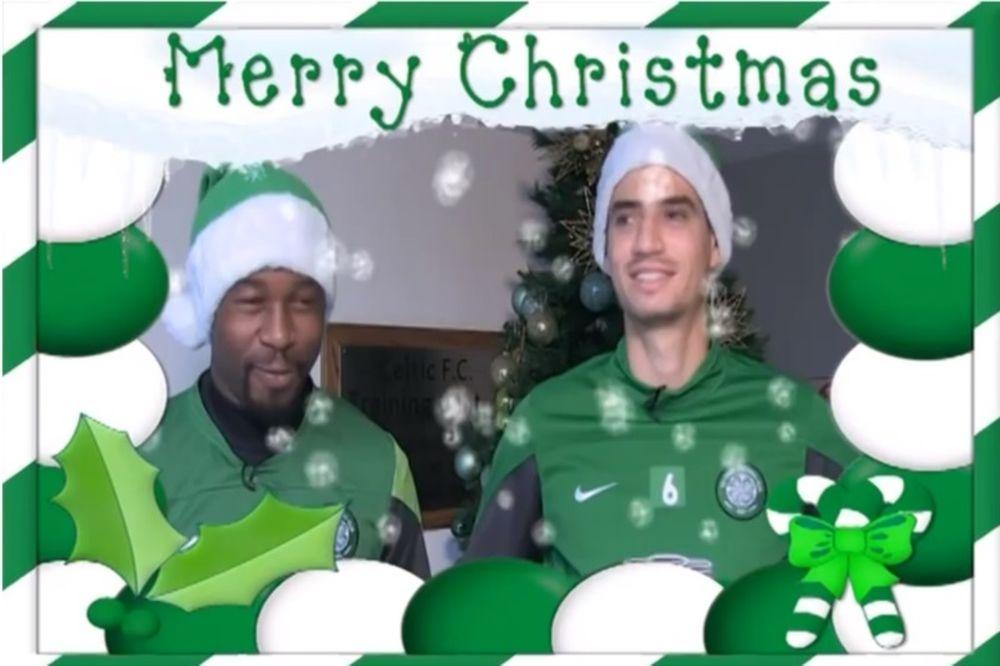 Τα… δώρα Χριστουγέννων της Σέλτικ (video)