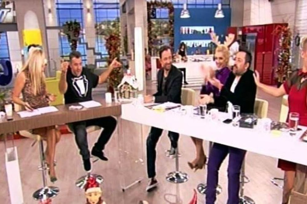Σκορδά-Σταμάτη τσακώθηκαν on air!
