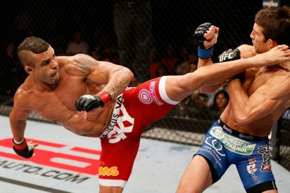 UFC: Η χρονιά του Belfort