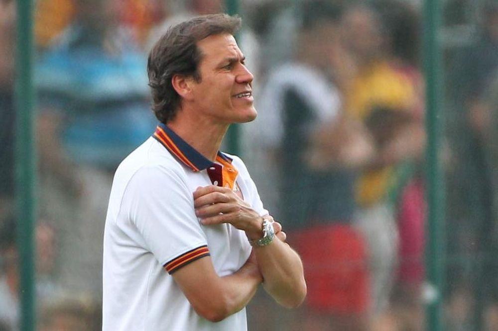 Γκαρσία: «Ονειρεύομαι το πρωτάθλημα με τη Ρόμα»