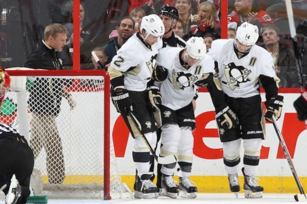 NHL: «Νοκ άουτ» ο Dupuis των Πένγκουινς