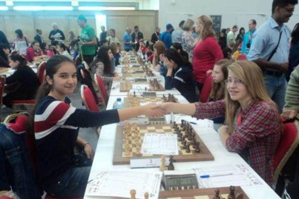 Παγκόσμια πρωταθλήτρια Κ14 η 13χρονη Σταυρούλα Τσολακίδου