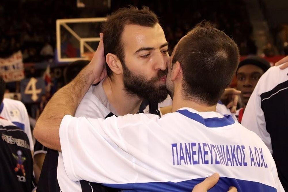 Basket League ΟΠΑΠ: Φιλήθηκαν για τα παιδιά (photos)