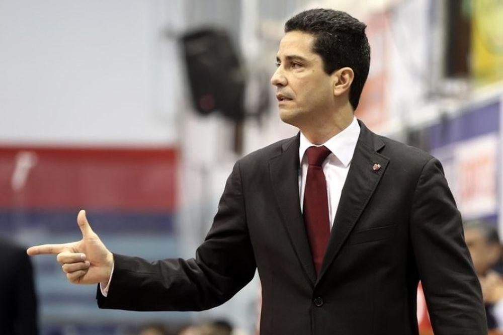 Σφαιρόπουλος: «Να συνεχίσουμε τον αγώνα»