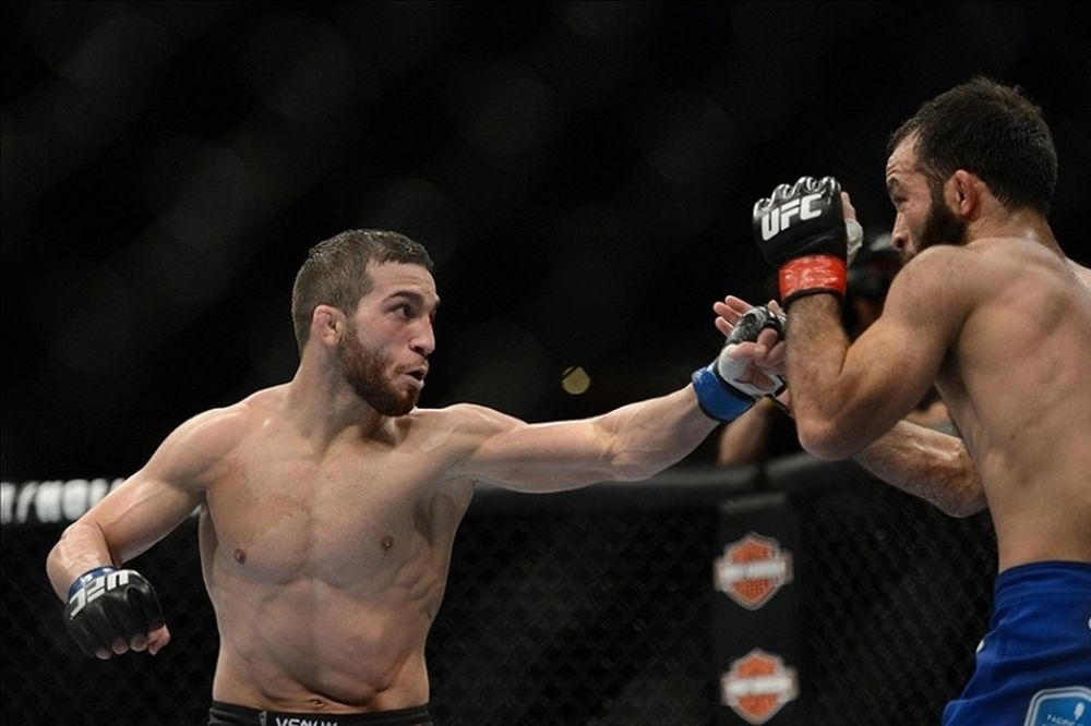 UFC Fight Night 35: Για το 2-0 ο Ozkilic