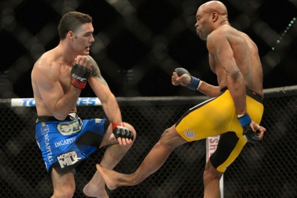 UFC 168: Ανατριχιαστικός τραυματισμός του Anderson Silva (GIFs)