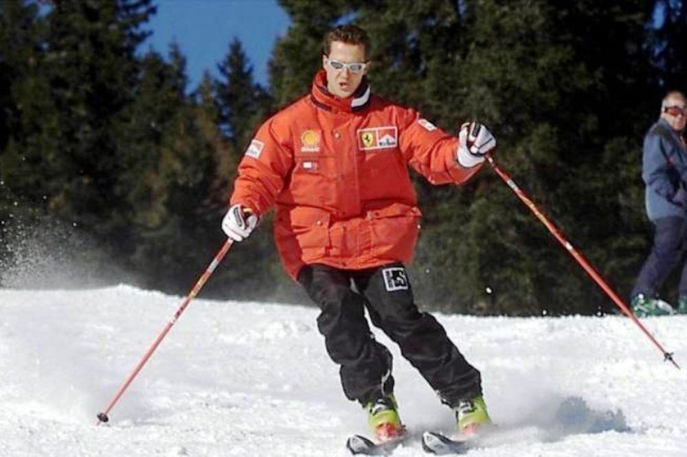 Τραυματίστηκε στο σκι ο Σουμάχερ!