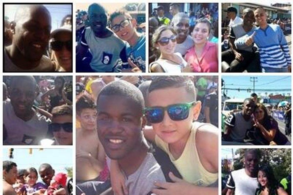 Ολυμπιακός: Ο Κάμπελ και οι... δικοί του (photo)