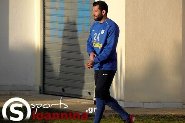ΠΑΣ Γιάννινα: «Μπήκε» ο Κυβελίδης