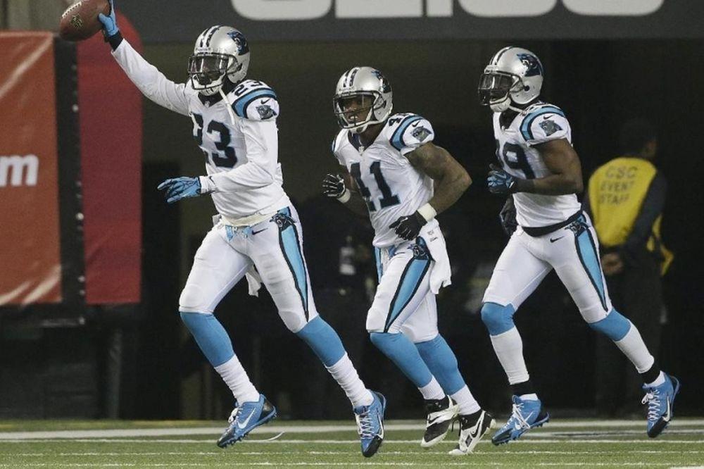 NFL: Στους «8» οι Πάνθερς (videos)