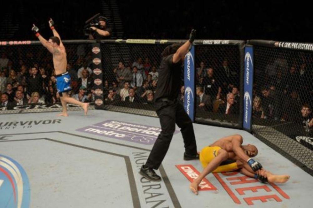 UFC: Αναρρώνει ο Anderson Silva