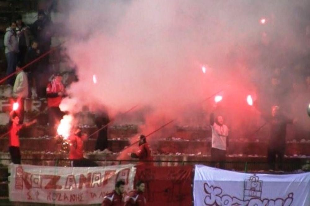Κοζάνη: Ευχαρίστησε τους οπαδούς της