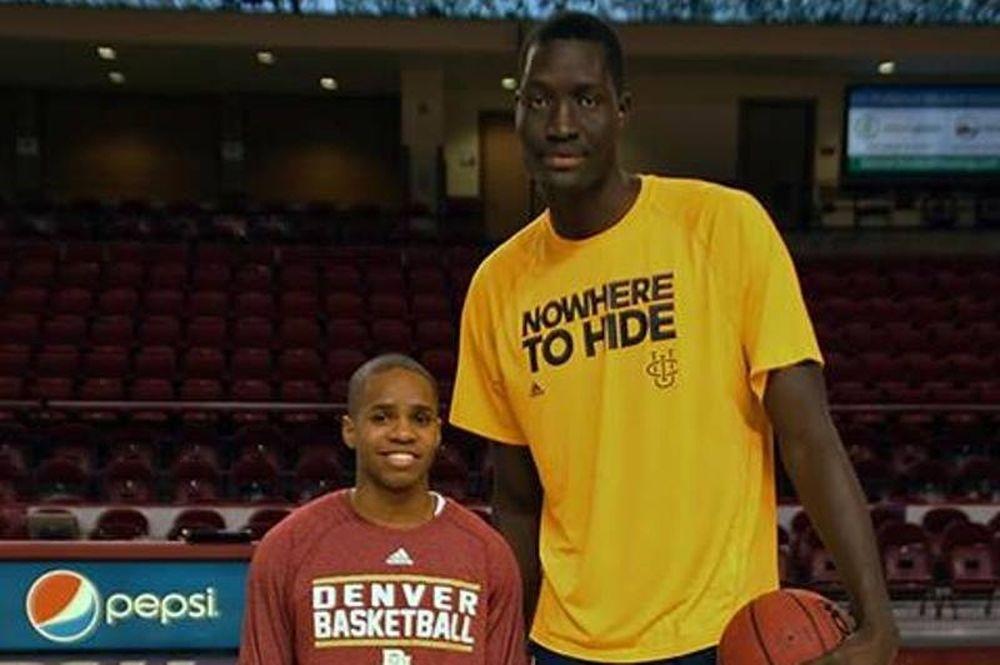 NCAA: Ο... ψηλός είναι ωραίος, αλλά ο... κοντός είναι αλλιώς (photo)