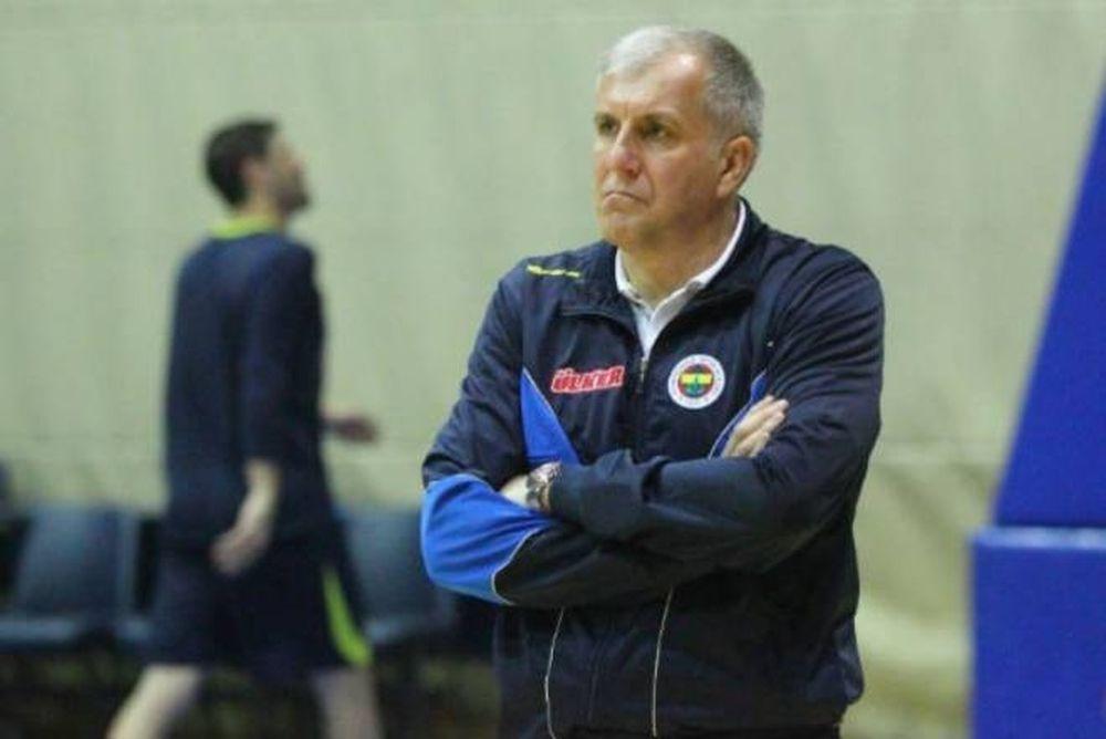 Ομπράντοβιτς: «Τα πάντα για εμάς το Top 16»