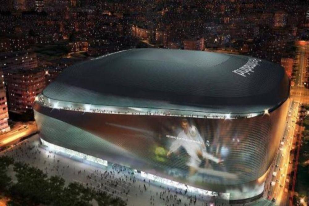 Το νέο «παλάτι» της Ρεάλ Μαδρίτης! (photos+videos)